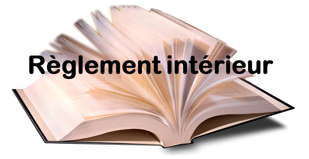 Modification du r glement int rieur d 39 une entreprise for Reglement interieur entreprise