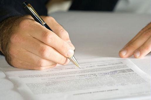 Pouvoirs du signataire d'un contrat