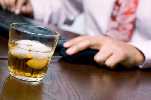 L'ALCOOLEMIE AU TRAVAIL